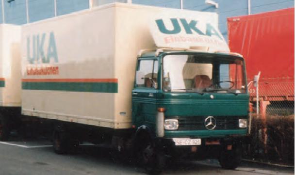 UKA-Kuechen LKW